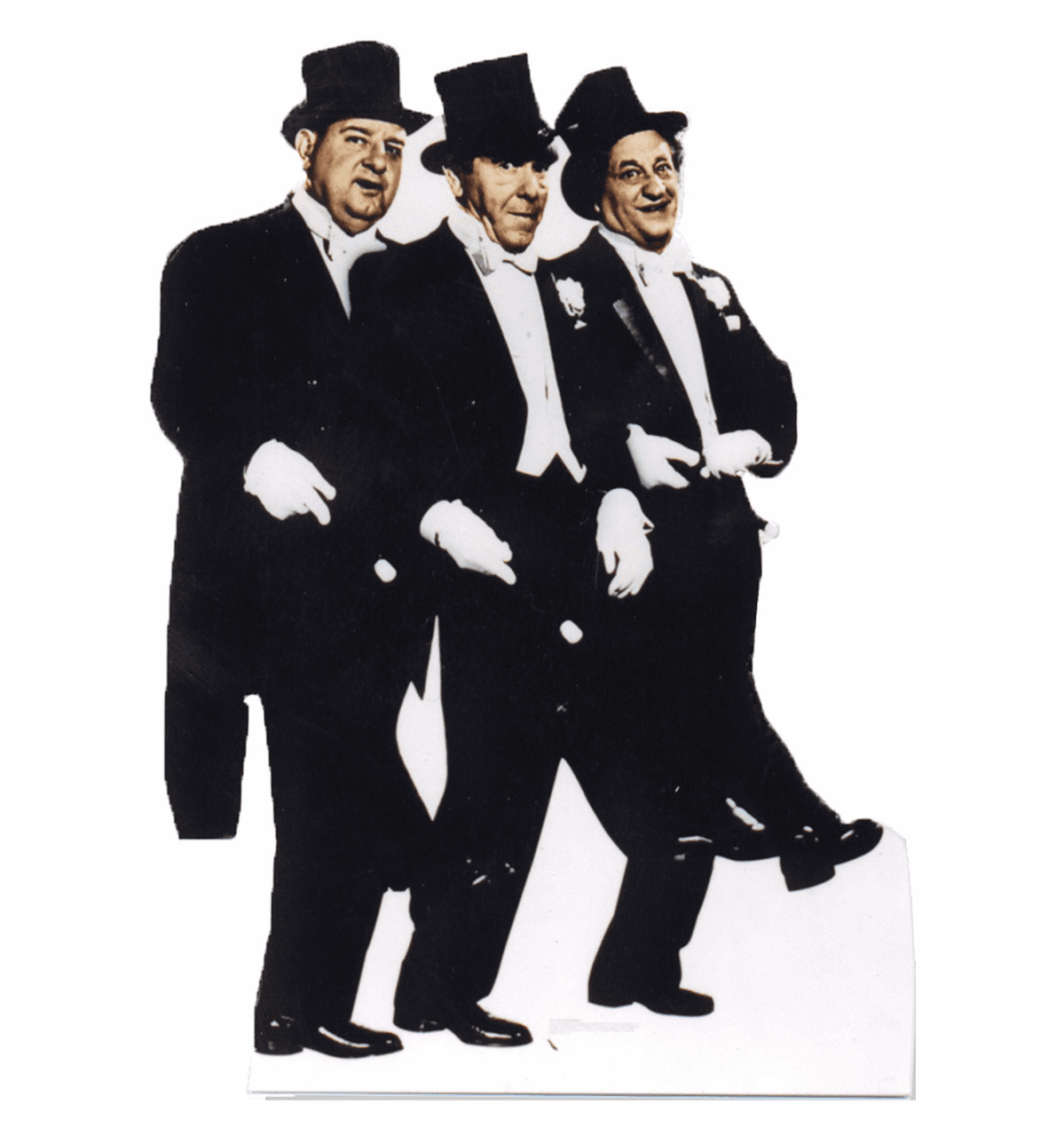 Life Size Three Stooges Standees