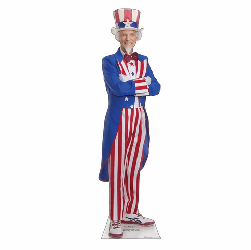 Life Size Uncle Sam Standee