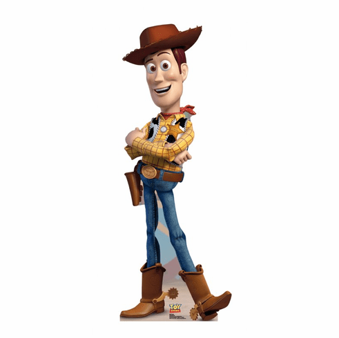 Life Size Woody Standee