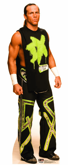 Life Size WWE Standee - Shawn Michaels