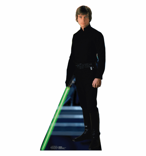 Luke Skywalker Star Wars: Return of the Jedi Standee