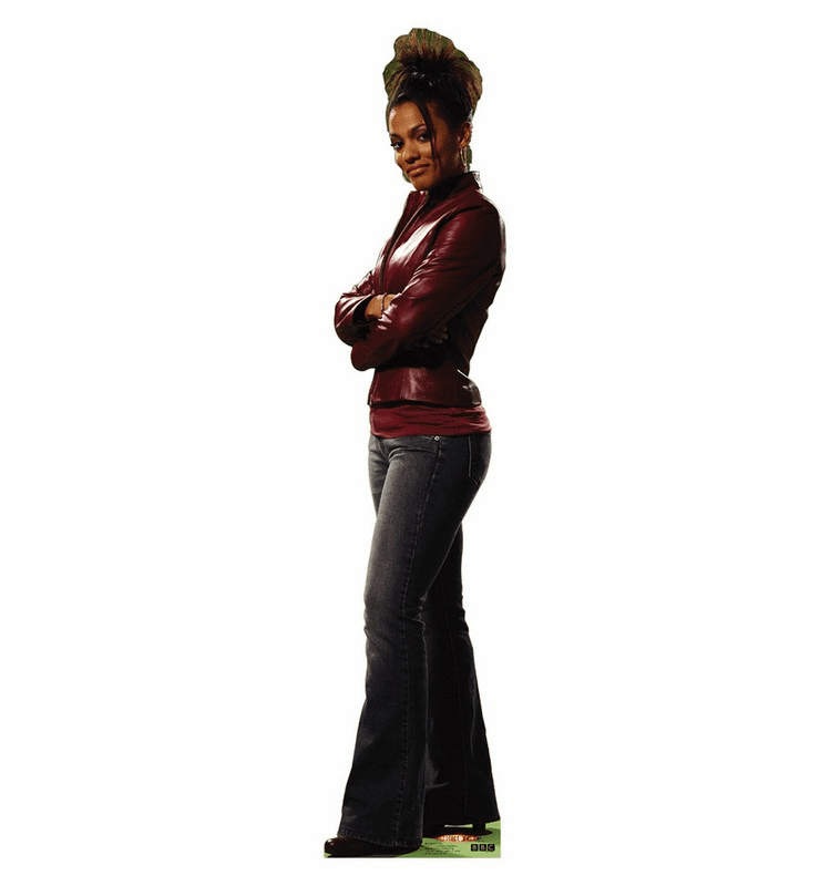 Martha Jones Doctor Who Standee