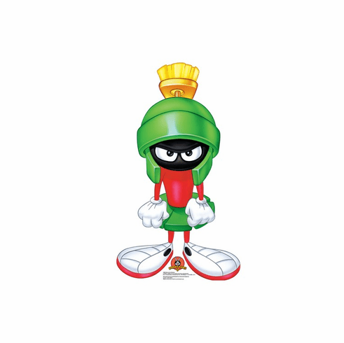 Marvin the Martian Looney Tunes Standee