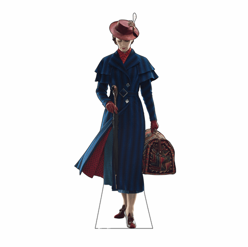 Mary Poppins Standee