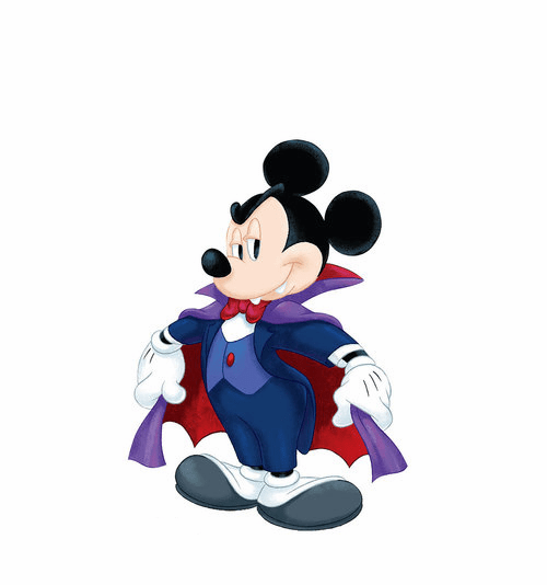 Mickey Mouse Standees