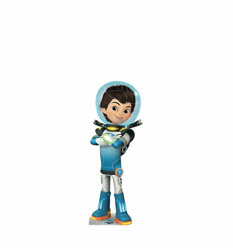 Miles From Tomorrowland Standees