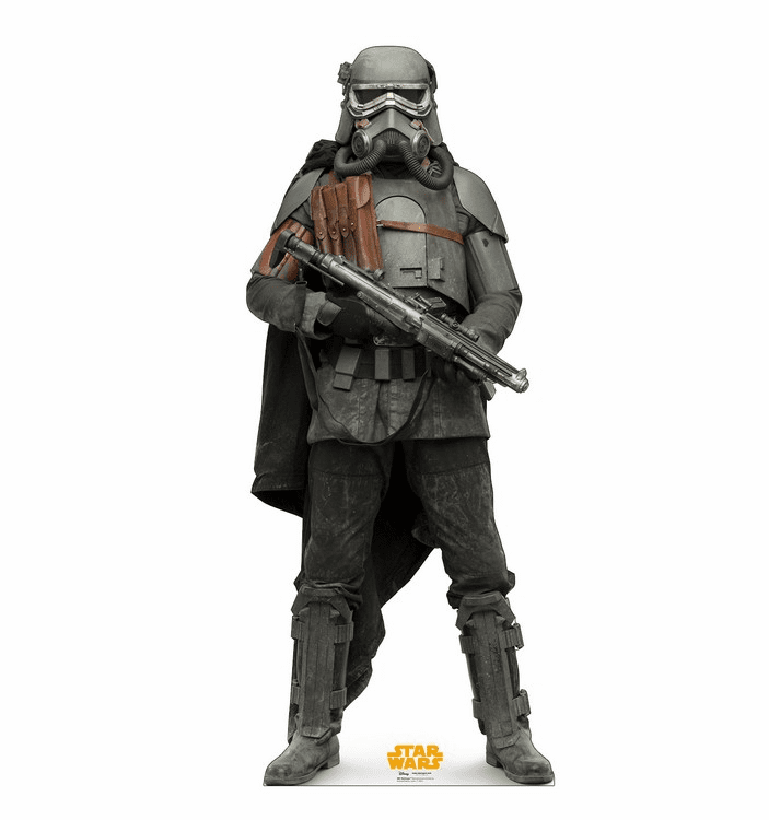 Mudtrooper Star Wars Han Solo Movie Standee