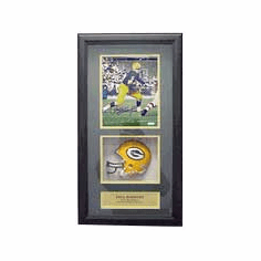 Paul Hornung Green Bay Packers Autographed Pro Look Shadow Box