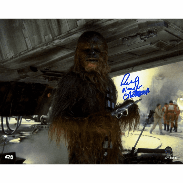 Peter Mayhew Signed  8x10 Photo Chewbacca in�Star Wars