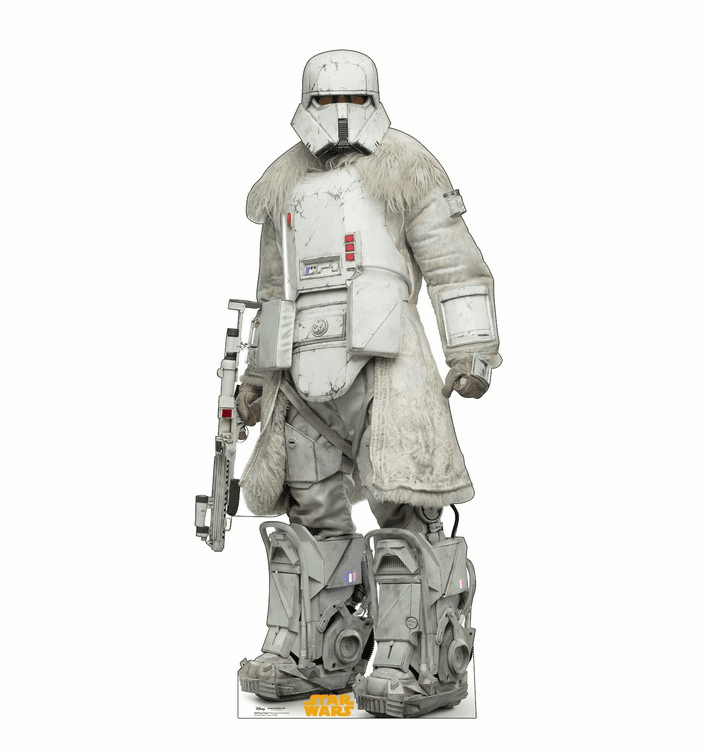 Range Trooper Star Wars Han Solo Movie Standee