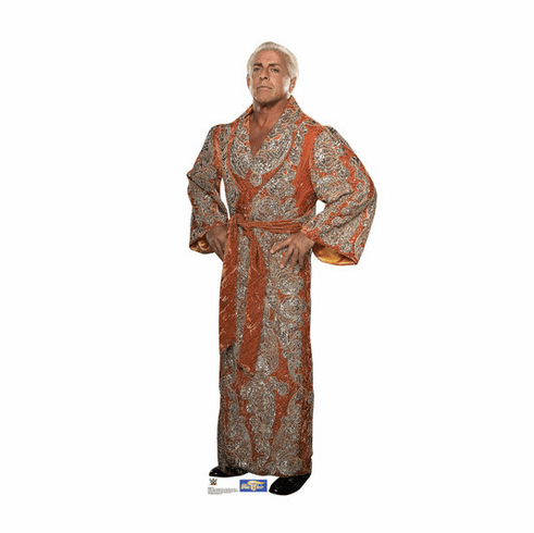 Ric Flair WWE Standee