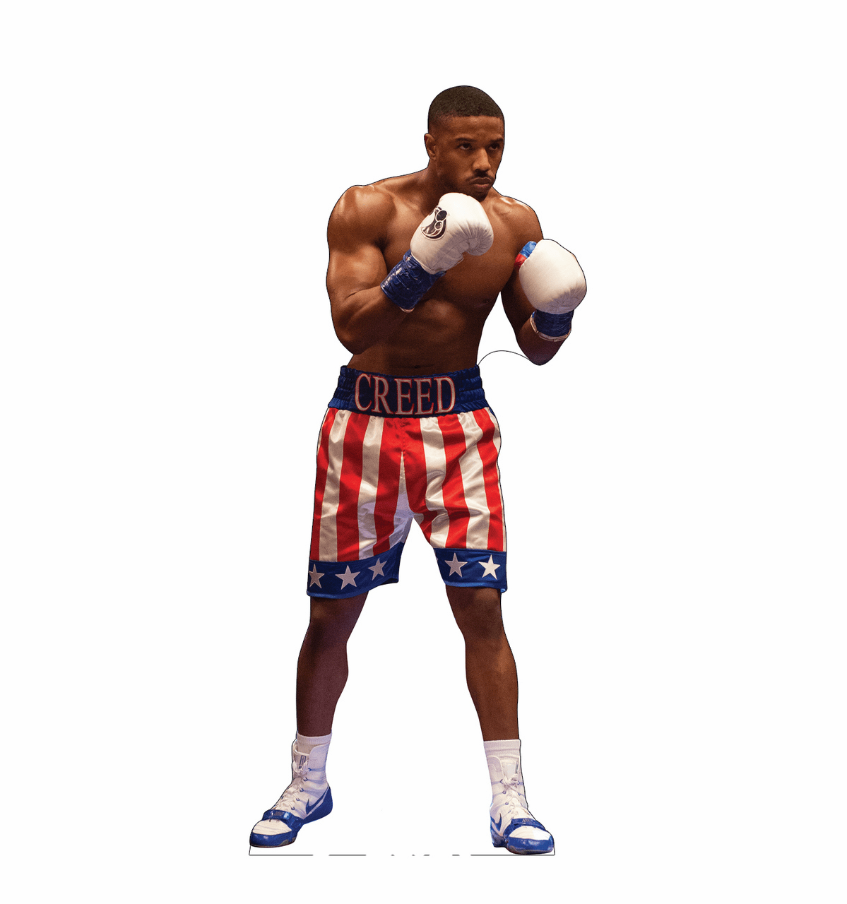 Rocky Adonis Creed Standee