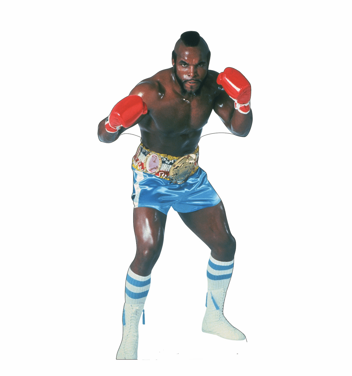 Rocky Clubber Lang Standee