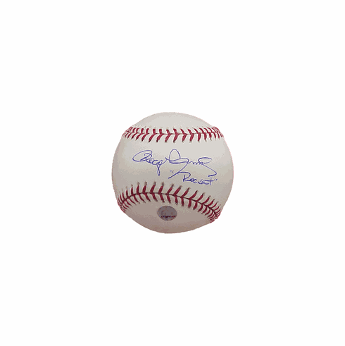 Roger Clemens New York Yankees Autographed Rawlings MLB Baseball