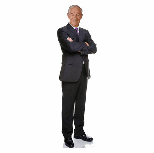 Ron Paul Standee