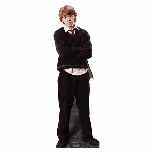 Ron Weasley Harry Potter Standee