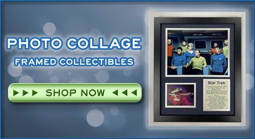 Photo Collage Framed Collectibles