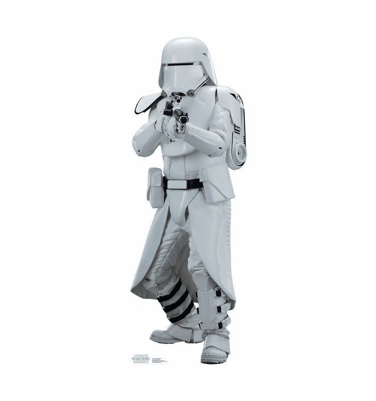 Snowtrooper Star Wars VII: The Force Awakens Cardboard Cutout