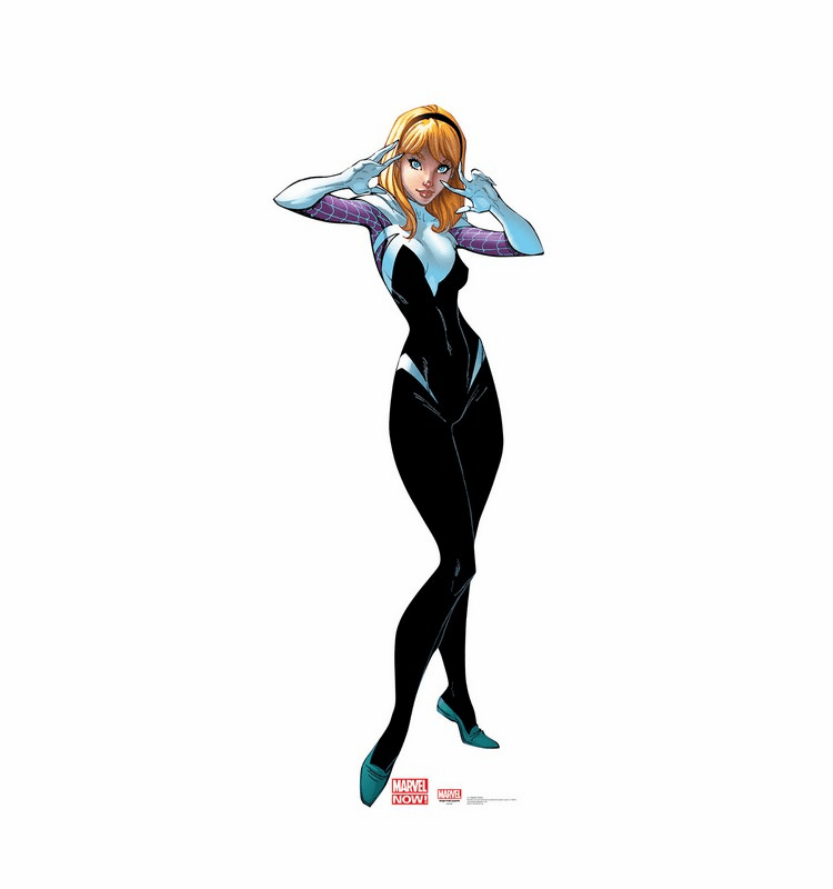 Spider-Gwen Marvel Now Standee