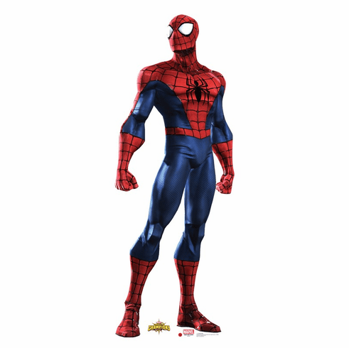 Spider-Man Marvel Contest of Champions Game Standee