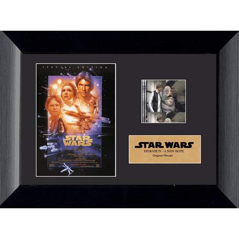 Star Wars: A New Hope Mini Filmcell