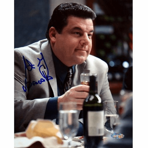 Steve Schirripa At Dinner Table 16X20