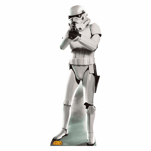 Stormtrooper Star Wars Classics Retouched Standee