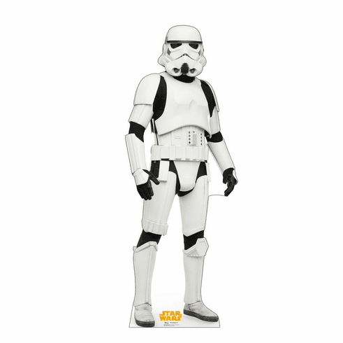 Stormtrooper Star Wars Han Solo Movie Standee