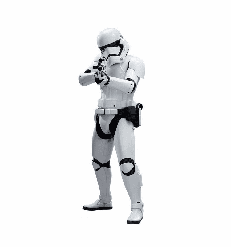 Stormtrooper Star Wars VII: The Force Awakens Cardboard Cutout