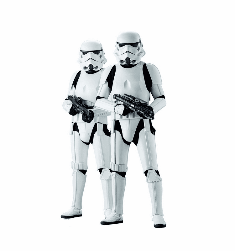 Stormtroopers Rogue One Cardboard Cutout