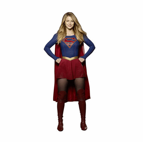 Supergirl TV Series Cardboard Cutout