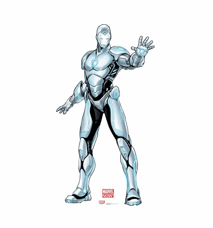 Superior Iron Man Marvel Now Standee