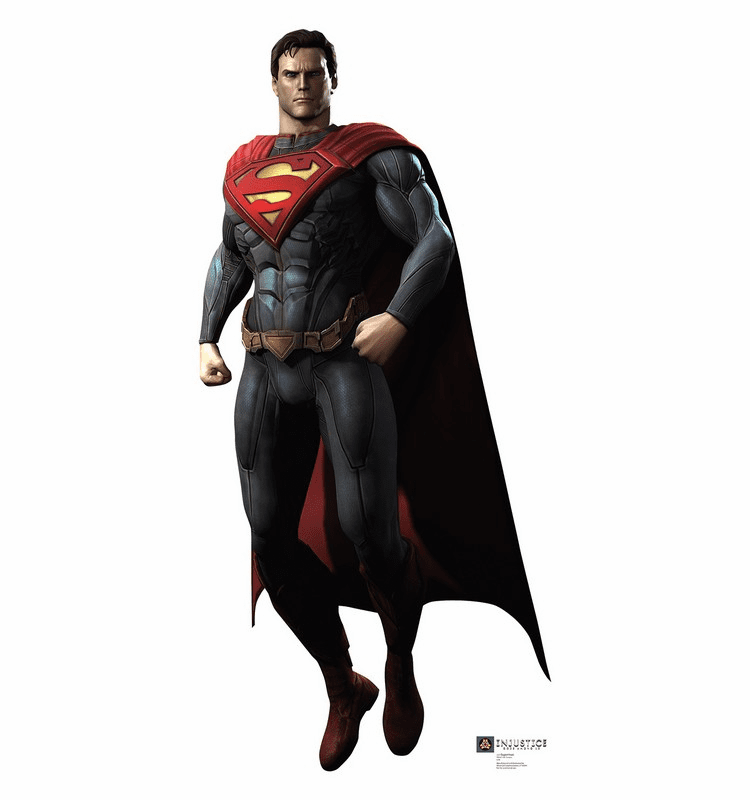 Superman Injustice DC Comics Game Standee