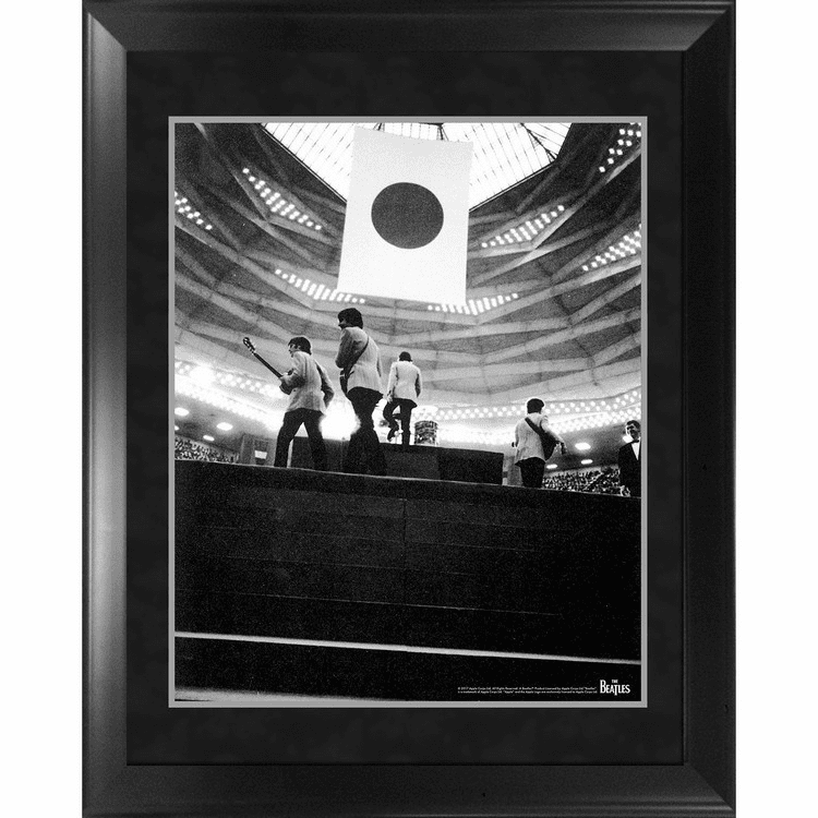 The Beatles Through the Years: 1966� A Fan's Perspective Framed