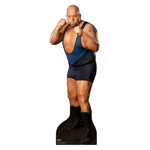 The Big Show WWE Standee