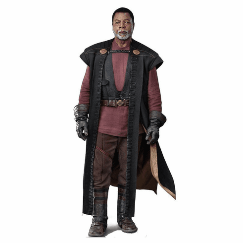 The Mandalorian Magistrate Greef Karga Standee - Season 2