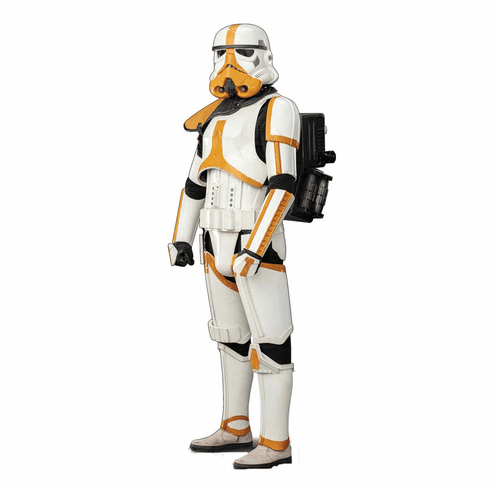 The Mandalorian Mortar Stormtrooper Standee - Season 2