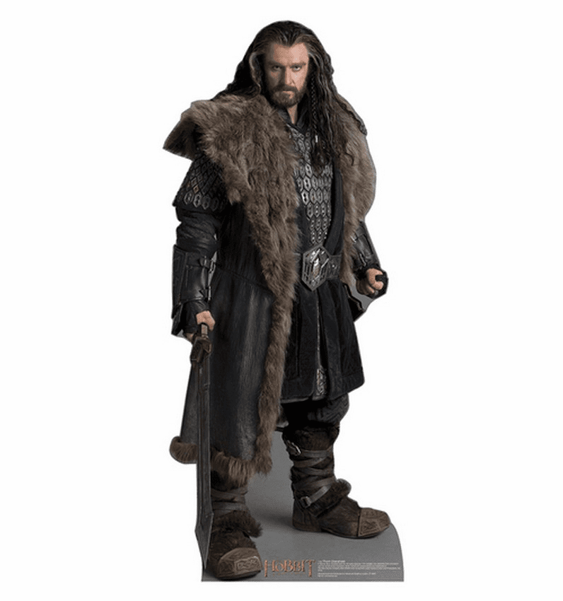 Thorin Oakenshield The Hobbit Standee