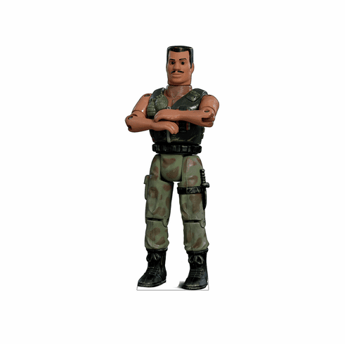 Toy Story Combat Carl Standee