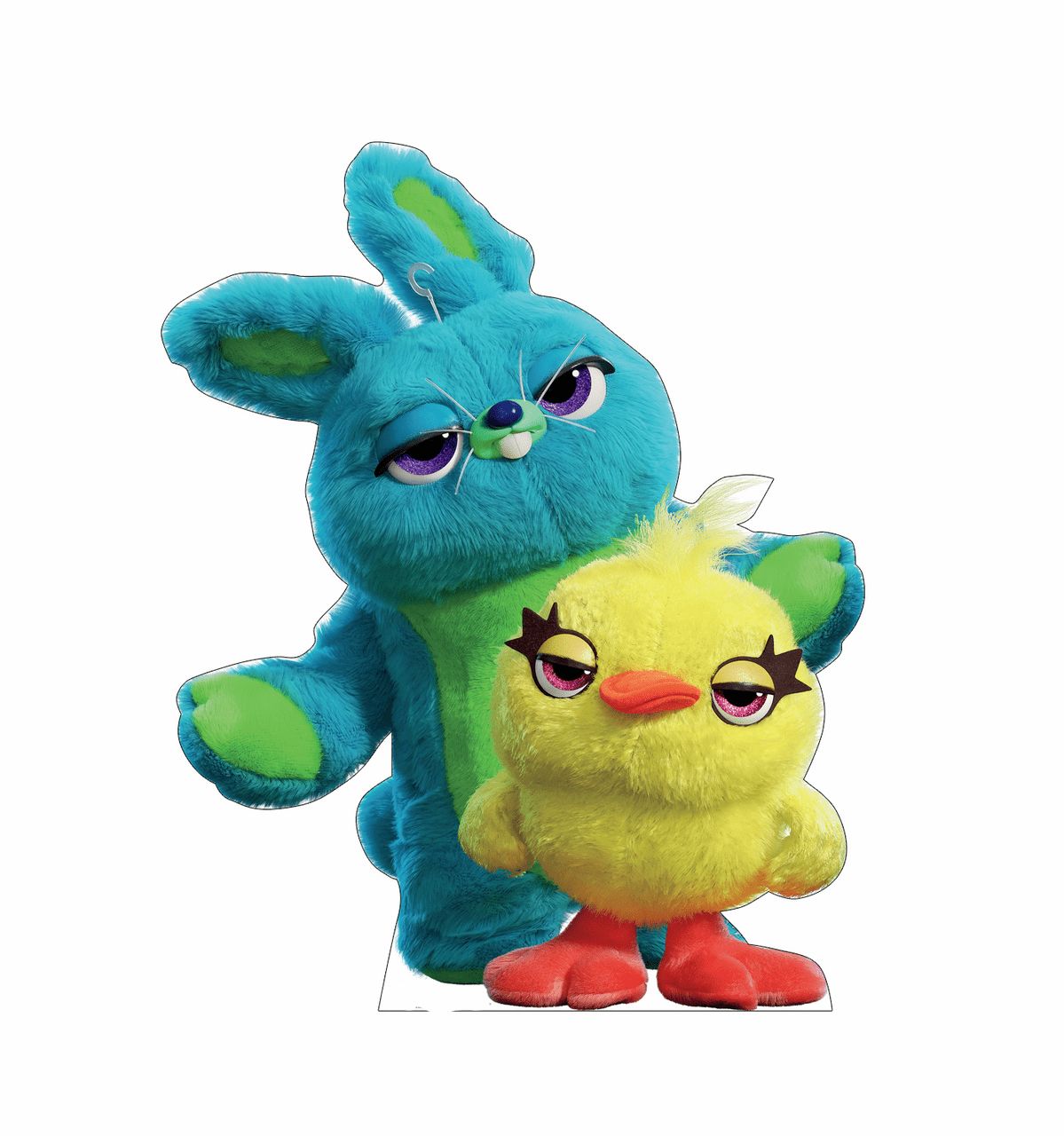 Toy Story Ducky and Bunny Standee