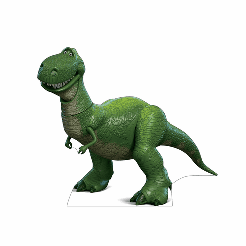 Toy Story Rex Standee