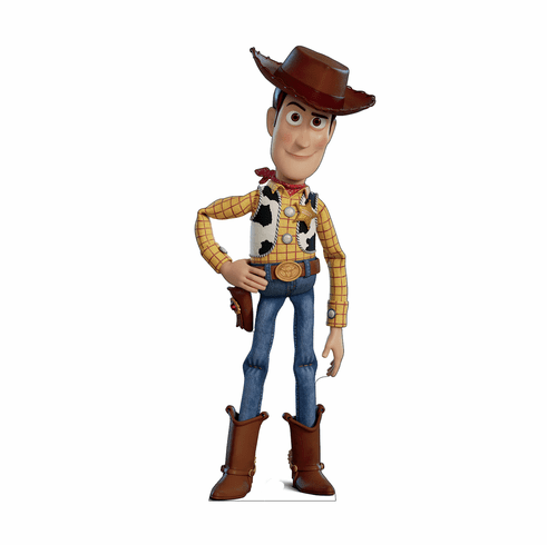 Toy Story Woody Standee