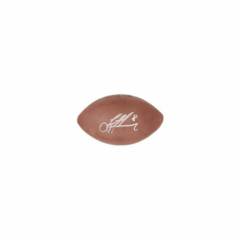 Troy Aikman Dallas Cowboys Autographed Official Wilson Football