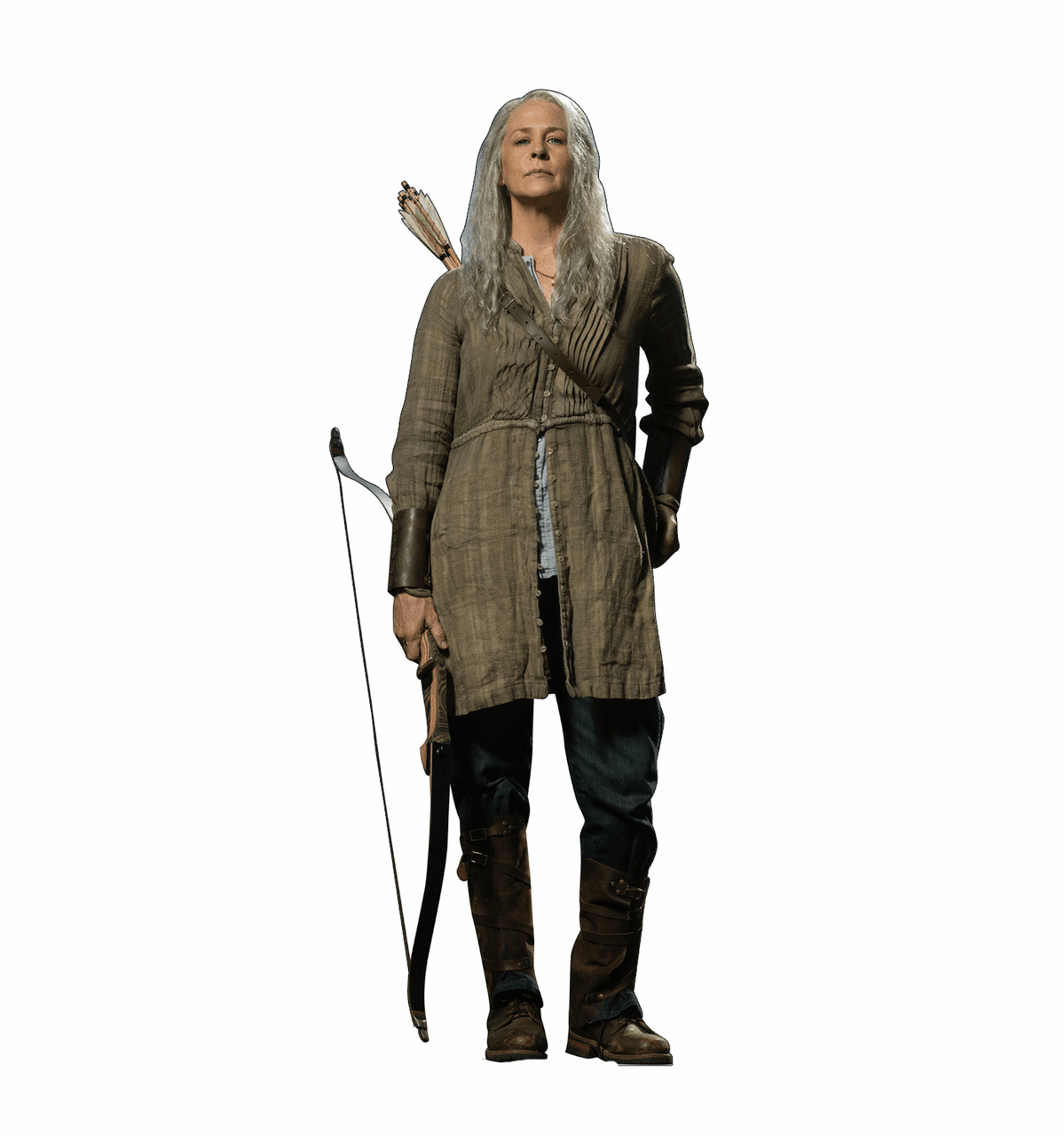 Walking Dead Carol Peletier Standee