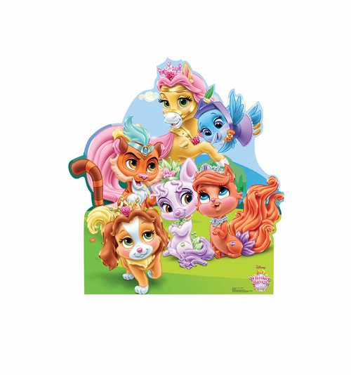 Whisker Haven Friends Palace Pets Whisker Haven Cardboard Cutout