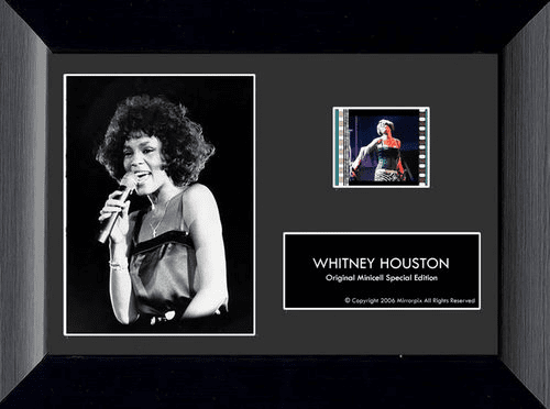 Whitney Houston Minicell