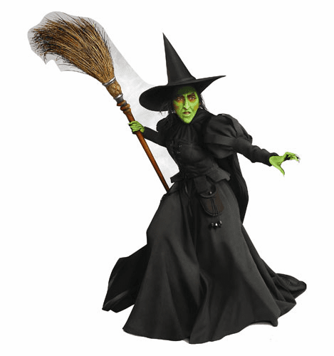 Wicked Witch of the West Cardboard Cutout