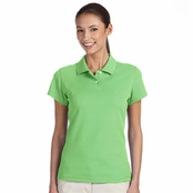 Adidas Golf Ladie's ClimaLite Tour Pique Polo Shirt