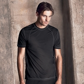 All Sport Pieced Interlock T-Shirt