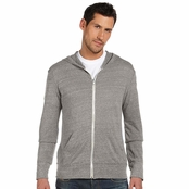 Alternative Unisex Eco-Jersey� Zip Hoodie